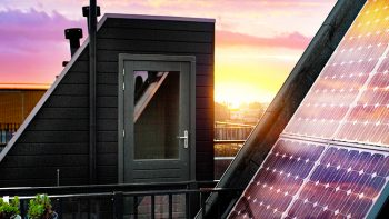 Het voordeel van zonnepanelen